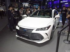 Toyota Avalon 2019 đặt chân đến châu Á với thiết kế thay đổi nhẹ