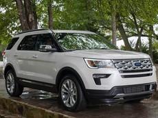 Ford Explorer bị ngừng bán ở hàng loạt thị trường vì ế ẩm
