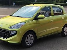 Hyundai Thành Công úp mở dự định sản xuất ô tô cỡ nhỏ siêu rẻ, cạnh tranh VinFast Fadil