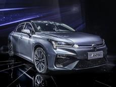 GAC Aion S - Xe điện thách thức Tesla Model 3 nhưng có giá mềm hơn