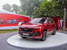 Lộ bảng giá phụ kiện tùy chọn được cho là của SUV cỡ trung VinFast LUX SA2.0
