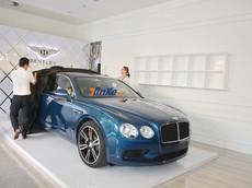 Khám phá xe siêu sang Bentley Flying Spur V8 S mới ra mắt Việt Nam với giá bán ưu đãi gần 17 tỷ đồng