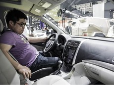 """Ford xin cấp bằng sáng chế """"khử mùi xe mới"""" để chiều lòng khách hàng Trung Quốc"""
