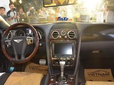 Cảm nhận nhanh nội thất siêu sang của Bentley Flying Spur V8 S đầu tiên tại Việt Nam