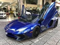 """Đánh giá nhanh siêu xe cực hiếm Lamborghini Aventador SV từng thuộc sở hữu của Minh """"Nhựa"""""""