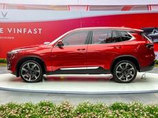 """Điểm danh các mẫu xe có thể """"cướp khách"""" của VinFast LUX SA2.0 trong tầm giá 1,5 tỷ đồng"""