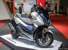 Xe ga phân khối lớn Honda Forza 300 ra mắt Đông Nam Á, liệu có về Việt Nam?