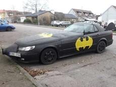 Đây chắc là chiếc Batmobile xấu xí, thảm họa nhất mà bạn từng được thấy