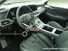 Hyundai Palisade 2020 lộ nội thất với hệ thống thông tin giải trí như xe Mercedes