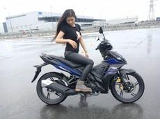 Xe côn tay SYM VF3i về Việt Nam đổi tên thành StarSR, đã cho chạy thử và sắp ra mắt