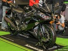 Sport bike Kawasaki ZX-6R 2019 ra mắt Đông Nam Á, giá 445 triệu đồng