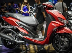 Đánh giá nhanh xe Yamaha FreeGo 125: Đầu đẹp, đuôi xấu, giá 29,9 triệu đồng