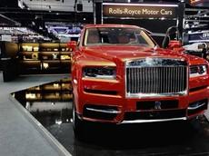 """""""Phát thèm"""" với giá Rolls-Royce Cullinan tại Thái Lan, chỉ bằng nửa so với xe ở Việt Nam"""