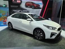 Kia Cerato 2019 chuẩn bị ra mắt Việt Nam, đại lý bắt đầu nhận đặt cọc