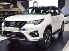 Toyota Fortuner TRD Sportivo 2 chính thức trình làng với giá hơn 1 tỷ đồng