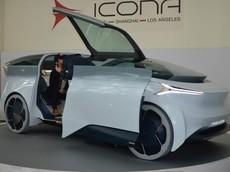 Icona Nucleus - Mẫu xe báo hiệu một tương lai mà mọi người mê lái xe đều căm ghét