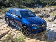 SUV hạng sang Mercedes-Benz GLE 2020 chính thức được báo giá