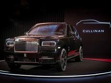 Đẹp thật! Nhưng ngày về Việt Nam của Rolls-Royce Cullinan có còn xa