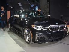 """Diện kiến sedan thể thao BMW M340i 2019 """"bằng xương bằng thịt"""""""