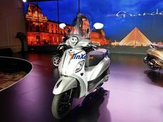 Đánh giá nhanh Yamaha Grande Hybrid bản kỷ niệm 20 năm: Thêm trang bị chính hãng