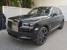 Rolls-Royce Cullinan ra mắt giới nhà giàu Ấn Độ với mức giá từ 22,98 tỷ đồng