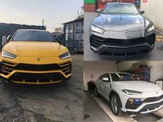 Điểm mặt 3 chiếc siêu SUV Lamborghini Urus đã có mặt tại thị trường Việt Nam