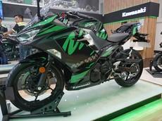 Kawasaki Ninja 400 ABS 2019 Motorrock Limited Edition - Phiên bản đặc biệt cho người Việt, giá không đổi