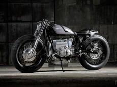 Chiêm ngưỡng tuyệt tác từ bản độ BMW R75/6 - Cỗ máy 42 tuổi từ nước Đức