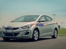 Chiếc Hyundai Elantra có thể chạy hết hơn 1,6 triệu km trong thời gian 5 năm