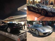 Bộ 3 siêu xe triệu đô siêu hiếm và siêu đắt đỏ của các đại gia Campuchia có thể khiến không ít người bất ngờ