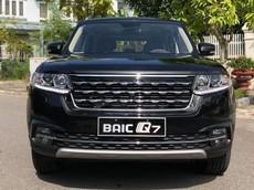 Có gì đặc biệt trên BAIC Q7 nhái Range Rover có giá hơn 600 triệu đồng vừa ra mắt Việt Nam?