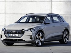 """Audi e-tron sẽ có phiên bản """"giá mềm"""" và hiệu suất cao với 640 mã lực"""
