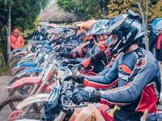 Theo chân đội cào cào chuyên nghiệp miền Bắc tham gia giải đấu Endurocross Bản Xôi