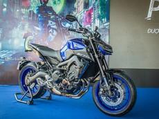 """Yamaha chính thức phân phối bộ đôi mô tô phân khối lớn MT-09 và XSR900 tại Việt Nam, giá cực """"thơm"""""""