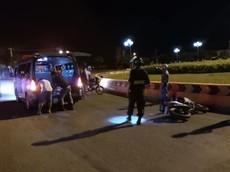 """Vòng xoay từng làm biker đi BMW S1000RR tử nạn lại khiến """"phượt thủ"""" đi Yamaha Exciter bất tỉnh"""
