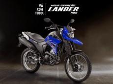 Yamaha tung ra Lander XTZ 250 2019 nhằm cạnh tranh với Honda CRF250 Rally
