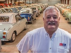 Khám phá nhà đại lý Mỹ với hơn 700 chiếc xe Nhật Bản cổ điển