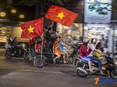 """Top 5 phương tiện đi """"bão"""" an toàn và tiết kiệm nhất, chuẩn bị cho chiến thắng của đội tuyển Việt Nam"""