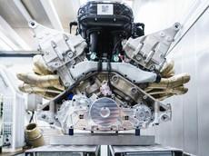 Aston Martin giới thiệu động cơ V12 của siêu phẩm Valkyrie với công suất tối đa 1.000 mã lực
