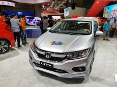 """Honda Việt Nam """"gỡ gạc"""" thị phần nhờ Honda CR-V và Honda City"""