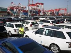 """Các nhà sản xuất mừng """"rơi nước mắt"""" khi Trung Quốc chuẩn bị cắt thuế xe nhập khẩu từ Mỹ"""