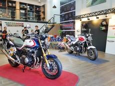 Honda CB1300 Super Four 2018 bản kỷ niệm 25 năm chính thức ra mắt tại Việt Nam, giá từ 400 triệu đồng