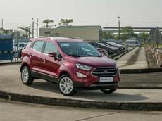 Ford EcoSport ghi nhận dấu mốc chiếc xe thứ 20.000 xuất xưởng tại Việt Nam