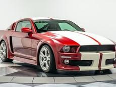 """Tractorri Custom Coupe - Xe độ kỳ lạ có """"vỏ Ford Mustang"""" kết hợp """"máy Lamborghini Gallardo"""" giá 16 tỷ Đồng"""