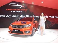 Honda Brio 2019 được bán ra tại Việt Nam vào năm sau, Hyundai Grand i10 và Kia Morning hãy coi chừng