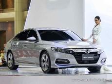 Honda Việt Nam mở bán Accord 2019 vào năm sau, khách hàng có thể đặt cọc từ bây giờ