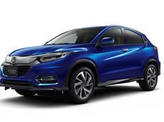 Honda HR-V Touring với động cơ tăng áp lấy từ Civic sẽ được bán vào tháng sau