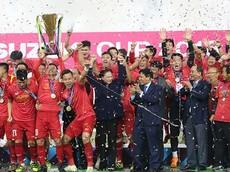 Vô địch AFF CUP, đội tuyển Việt Nam được THACO tặng 2 tỷ đồng, HLV Park Hang Seo được tặng 50.000 USD