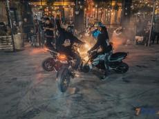 """""""Khét"""" với sự kiện biểu diễn Stunt tại Hà Nội mang tên """"Killing the Streets"""""""