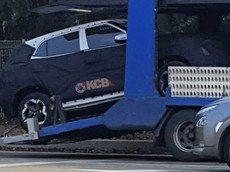 Hyundai Leonis - crossover rẻ hơn Kona - bị bắt gặp trên đường thử